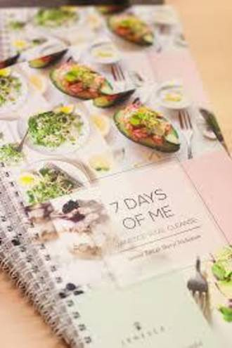 Janesce | 7 Days OF Me Vital Cleanse Book