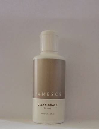 "Janesce Clean Shave ""For Men"""
