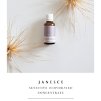 Janesce Sensitive Dehydrate Skin Concentrate
