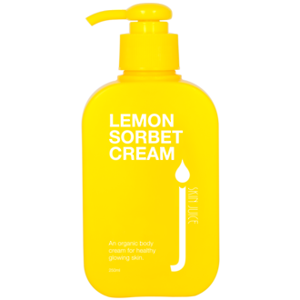 Skin Juice | Lemon Sorbet Organic Body Cream