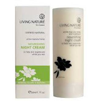 Living Nature | Nourishing Night Cream