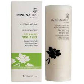 Living Nature | Balancing Night Gel