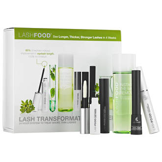 LashFood  Transformation - 5 Piece Kit