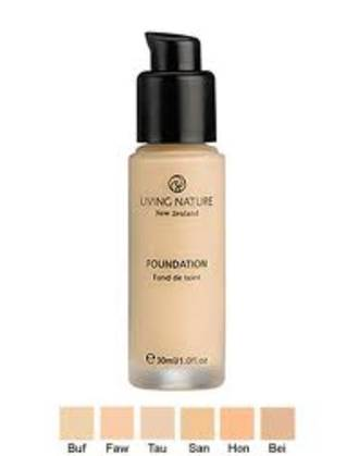 Living Nature | Mineral Foundation - Pure Sand