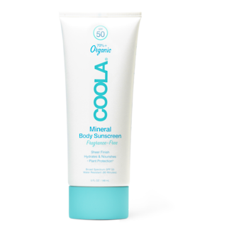 Coola | Body Mineral Sunscreen Fragrance - Free SPF50