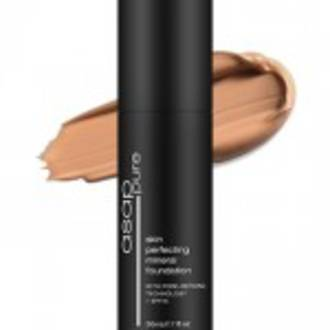 ASAP Skin Perfecting Liquid Mineral Foundation (Warm-Four)