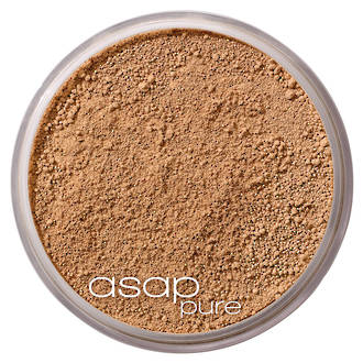 asap | Pure Loose Mineral Foundation |Four (Dark)