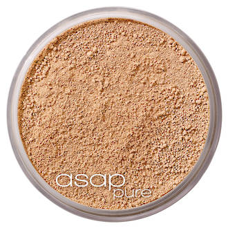 asap | Pure Loose Mineral Foundation |Two (Medium)
