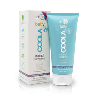 Coola Mineral Sunscreen SPF50  Baby