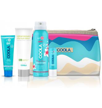 Coola | Sport -Travel Kit