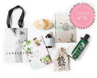 Janesce 7 Days Of Me Vital Cleanse Package