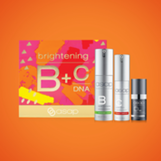asap | B+C+DNA Serums