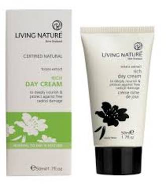 Living Nature | Rich Day Cream