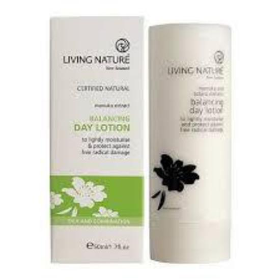 Living Nature | Balancing Day Lotion