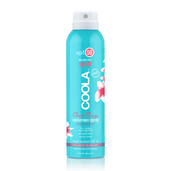 Coola Sunscreen Spray SPF50 Guava Mango