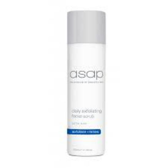 asap | Daily Exfoliating Facial Scrub