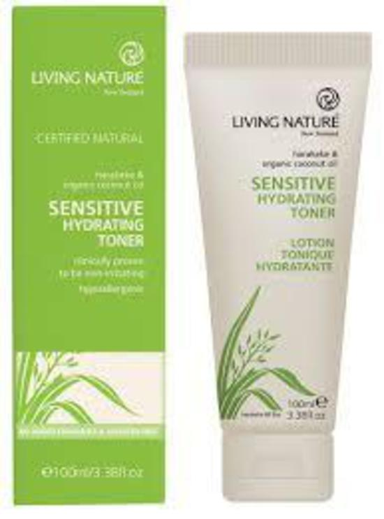 Living Nature | Sensitive Toner