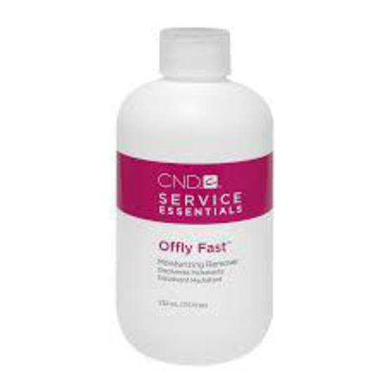 CND Offly Fast Moisturizing Polish Remover