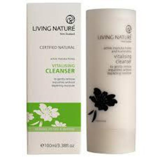 Living Nature | Vitalising Cleanser