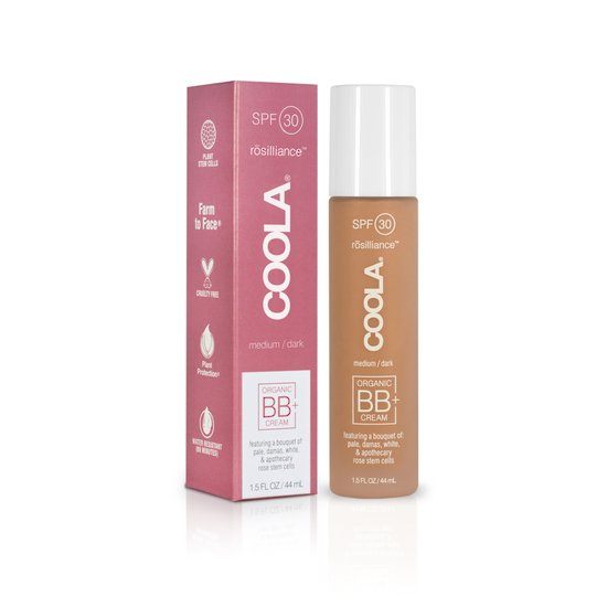 Coola | Rosilliance Sunscreen SPF30 - BB+ Med -Dark