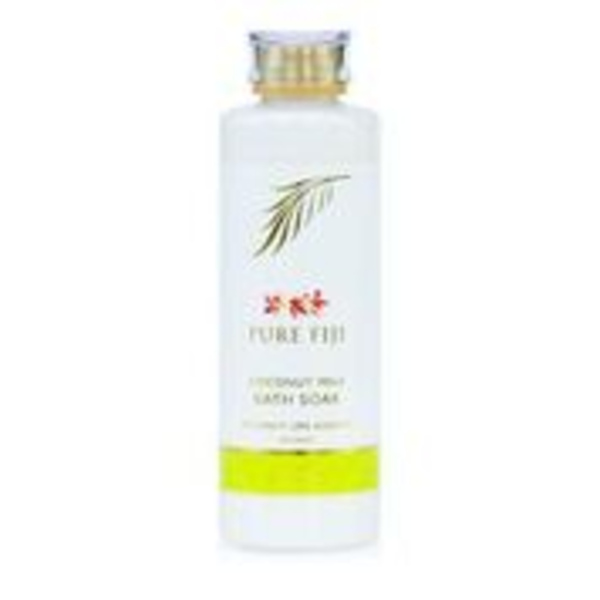 Pure Fiji Milk Bath Soak Coconut Lime