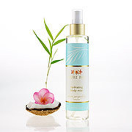 Pure Fiji Hydrating Body Mist White Ginger Lilly